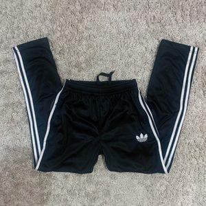 black adidas sweatpants track pants joggers